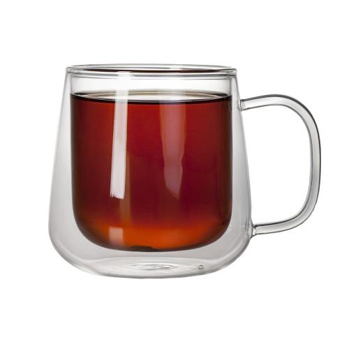 Чашка с двойными стенками Glass First в подарок воспитателю