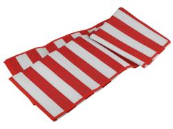 Изображение Циновка для пляжа, складная, красная