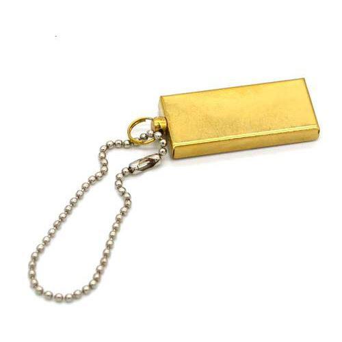 """Флешка """"Слиток золота"""" 26 мм от 950 руб"""