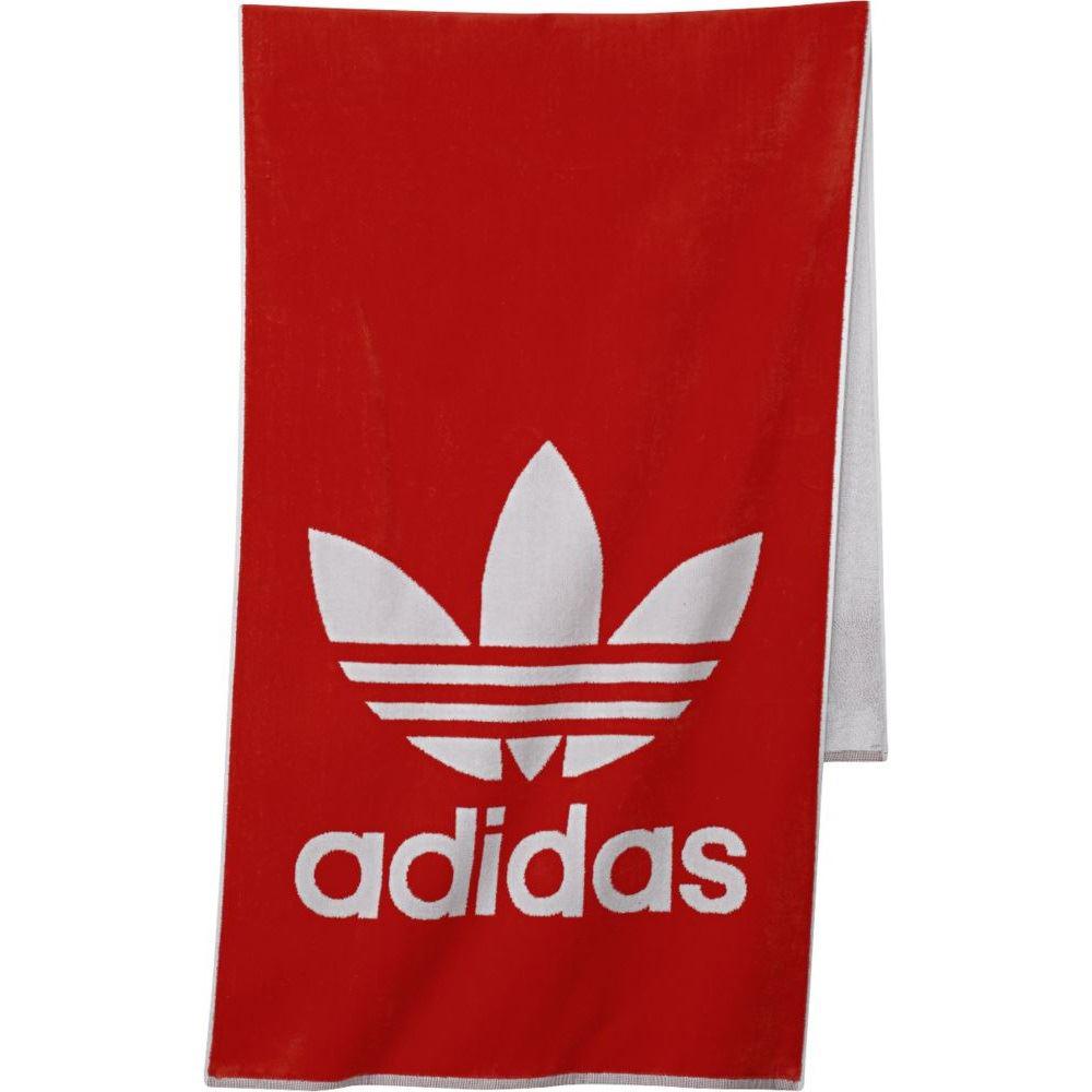 """Полотенце """"Adidas adicolor"""", красное от 7 159 руб"""