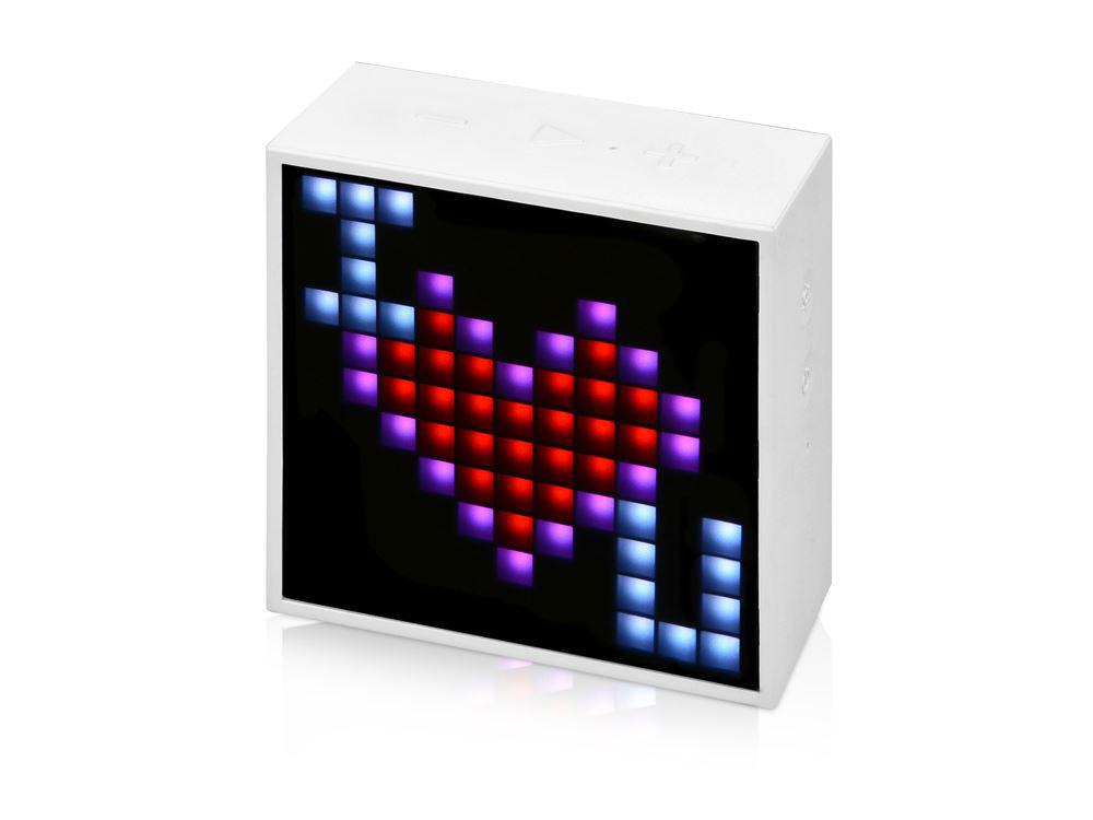 """Интерактивная беспроводная колонка """"Divoom Timebox Mini"""" от 4 679 руб"""
