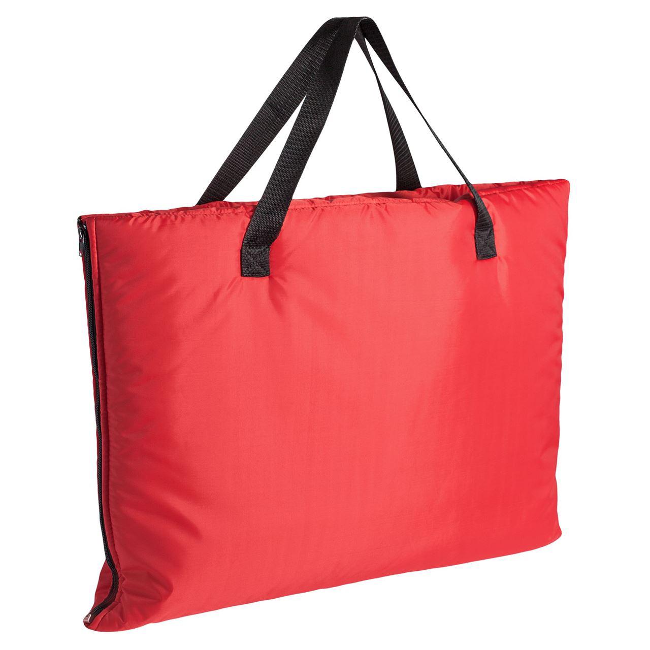 Пляжная сумка-трансформер Camper Bag, красная - 1
