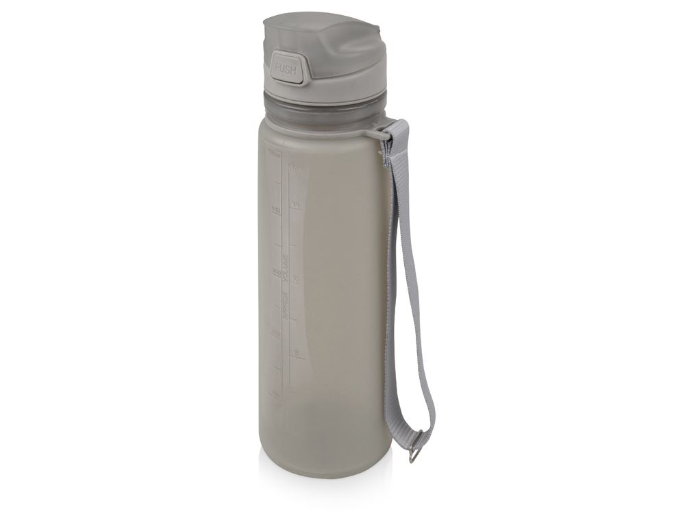 Складная бутылка Твист, мерная шкала, 500 мл, серая от 1 061 руб