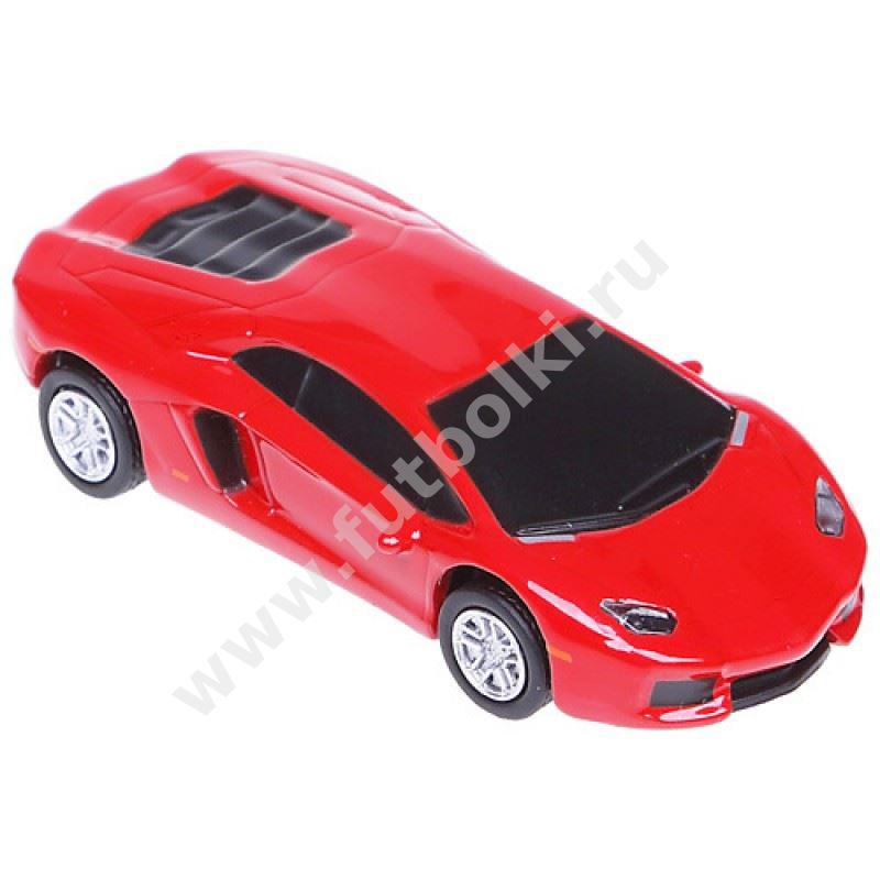 """Флешка """"Автомобиль Lamborghini"""", красный от 950 руб"""