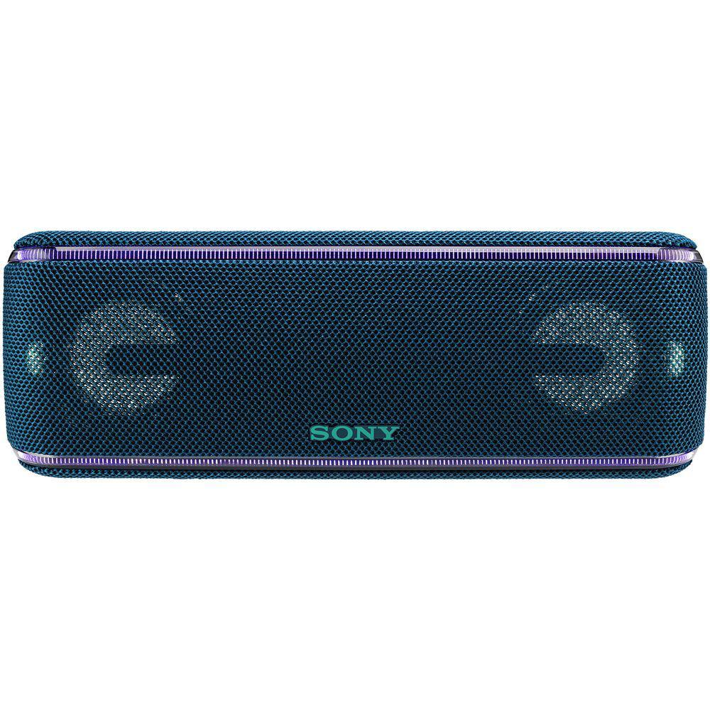 Беспроводная колонка Sony XB41B, синяя от 18 935 руб