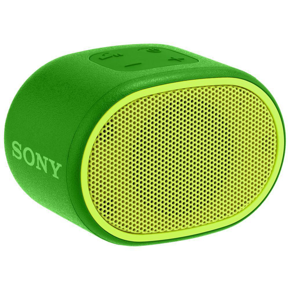 Беспроводная колонка Sony SRS-01, зеленая от 4 365 руб
