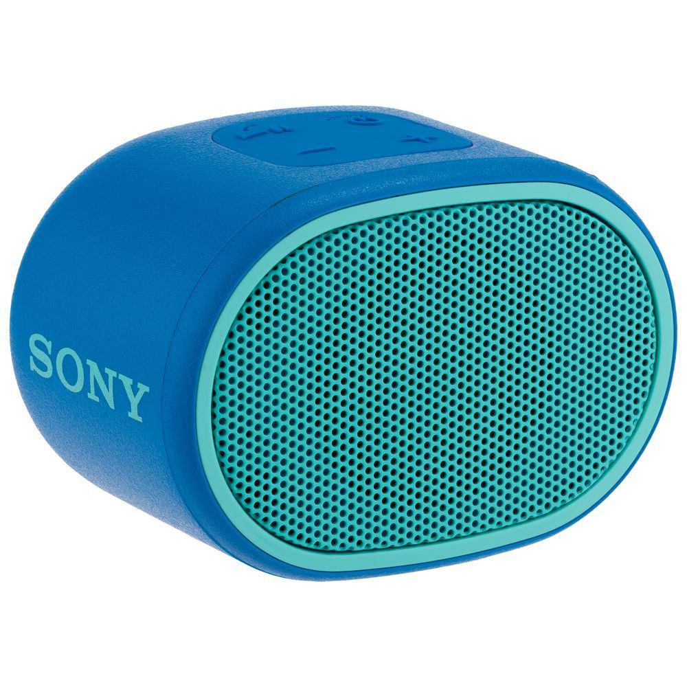 Беспроводная колонка Sony SRS-01, синяя от 4 365 руб