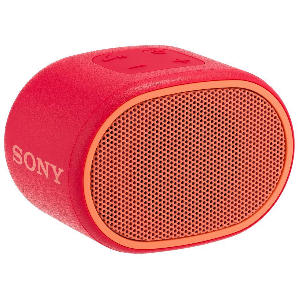 Беспроводная колонка Sony SRS-01, красная от 4 365 руб