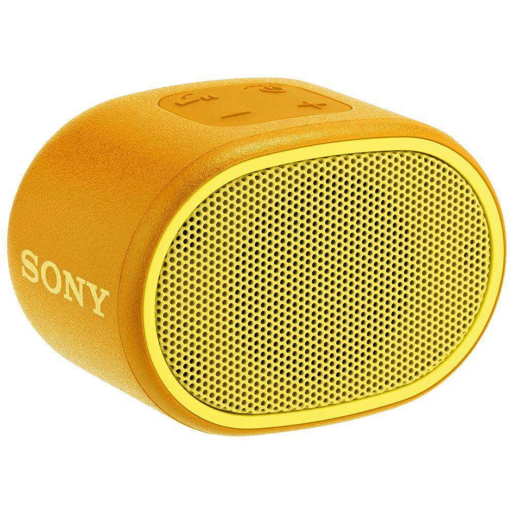 Беспроводная колонка Sony SRS-01, желтая от 2 990 руб