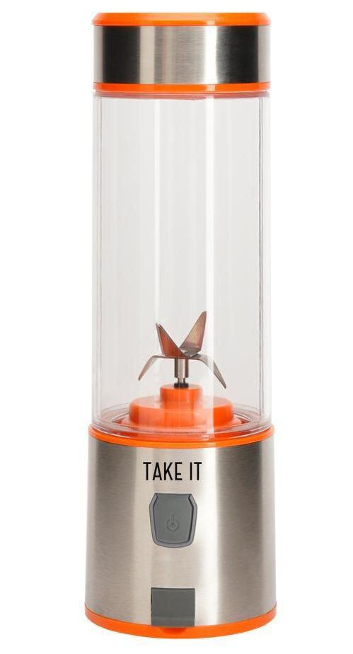 Портативный блендер Take It X4, оранжевый от 3 706 руб